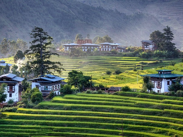 Senior Citizen Bhutan Tour