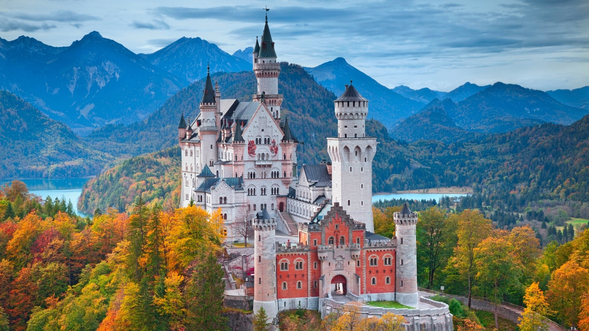 fairytale destinations of world - tour for 50+ aged and senior